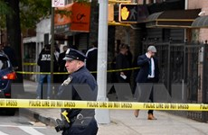 Video hiện trường vụ nổ súng khiến 4 người thiệt mạng tại Mỹ