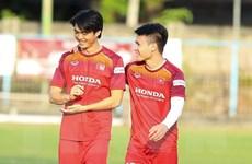 Nguyễn Tuấn Anh không góp mặt ở trận Việt Nam đối đầu Indonesia