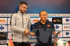 Indonesia-Việt Nam: Cơ hội lớn cho thầy trò HLV Park Hang-seo