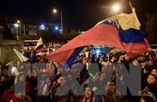 Bộ Quốc phòng Ecuador bãi bỏ lệnh giới nghiêm tại thủ đô Quito