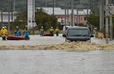 Nhật Bản: Số nạn nhân thiệt mạng do siêu bão Hagibis tiếp tục tăng