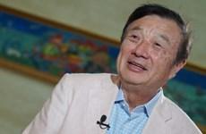 Nhà sáng lập tập đoàn Huawei mong muốn hợp tác với Nhật Bản
