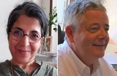 Pháp kêu gọi Iran lập tức trả tự do cho 2 học giả của nước này