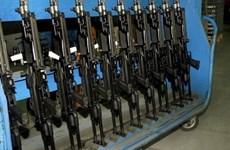 Canada tạm dừng cấp phép xuất khẩu vũ khí cho Thổ Nhĩ Kỳ