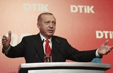 Tổng thống Thổ Nhĩ Kỳ Recep Tayyip Erdogan dọa hủy chuyến thăm Mỹ