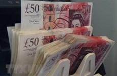 Đồng bảng Anh và euro đồng loạt 'ăn mừng' thỏa thuận Brexit mới