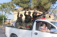 Syria khẳng định người dân đoàn kết chống cuộc tấn công của Thổ Nhĩ Kỳ