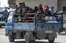 Thổ Nhĩ Kỳ có thể cấp kinh phí xây nhà cho người tị nạn Syria
