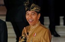 Tổng thống Indonesia Joko Widodo chính thức bắt đầu nhiệm kỳ thứ hai