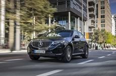 Mercedes-Benz tung ra mẫu xe điện đầu tiên tại Hàn Quốc