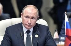 'Hội nghị Nga-châu Phi là sự kiện cột mốc và chưa từng có tiền lệ'