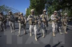 Ngày thứ 3 liên tiếp Chile áp đặt lệnh giới nghiêm ban đêm
