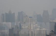 Thái Lan: Không khí ở thủ đô Bangkok lại bị ô nhiễm khói bụi