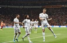 Kết quả Champions League: Các 'ông lớn' đua nhau giành chiến thắng