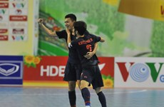 Tuyển Thái Lan lần thứ 15 giành chức vô địch giải futsal Đông Nam Á