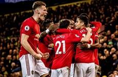 Premier League: M.U thăng tiến chóng mặt, Liverpool chắc ngôi đầu