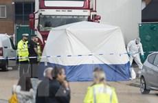 Kiểm tra, giám định thông tin vụ 39 thi thể người nhập cư vào Anh
