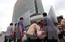 Philippines tiếp tục ghi nhận thêm trường hợp thương vong sau động đất