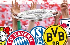 Bayern và Dortmund sa sút khiến cho Bundesliga hấp dẫn hơn?