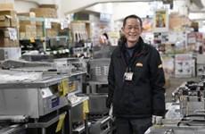 42% người Nhật ở độ tuổi 60 hy vọng làm việc bán thời gian sau tuổi 65