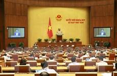 Kỳ họp thứ 8, Quốc hội khóa XIV: Bắt đầu thảo luận về kinh tế-xã hội