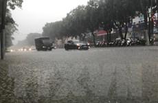 Trung Bộ và Tây Nguyên mưa lớn diện rộng, nguy cơ lũ quét, sạt lở đất