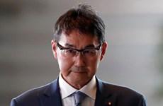 Thêm một bộ trưởng trong Chính phủ Nhật Bản tuyên bố từ chức