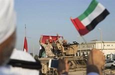 Yemen: Quân đội UAE chính thức rút quân đội khỏi thành phố Aden