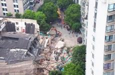 Số người mắc kẹt trong vụ sập hầm mỏ polymetallic ở Trung Quốc tăng