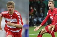 Thomas Mueller sắp cán mốc lịch sử trong màu áo Bayern Munich