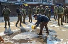 Bạo lực tiếp tục nổ ra tại khu vực tranh chấp giữa Pakistan và Ấn Độ