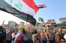 Lực lượng an ninh Iraq trấn áp biểu tình bằng đạn thật ở Baghdad