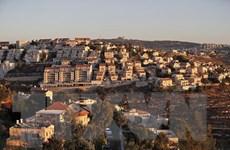 EU chỉ trích Israel xúc tiến kế hoạch xây dựng hơn 2.000 căn nhà mới