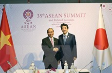 Thủ tướng kết thúc chương trình tham dự Hội nghị Cấp cao ASEAN 35