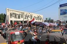 Hơn 30 người thương vong trong các cuộc biểu tình tại Iraq