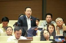 Ngày 6/11, Quốc hội tiến hành phiên chất vấn và trả lời chất vấn