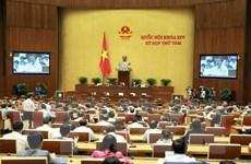 Kỳ họp thứ 8, Quốc hội khóa XIV: Chất vấn 4 nhóm vấn đề