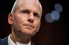 CEO Boeing sẽ không nhận các khoản tiền đãi ngộ 'hàng chục triệu USD'