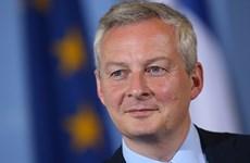 Bộ trưởng Kinh tế Pháp lạc quan về một đồng tiền điện tử châu Âu