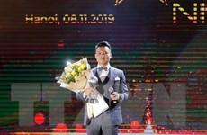 Nguyễn Quang Hải giành giải thưởng Cầu thủ hay nhất Đông Nam Á