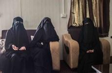 Ba phụ nữ Pháp liên quan đến phiến quân IS muốn trở về nước