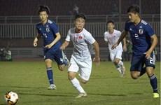 Hòa Nhật Bản, Việt Nam giành vé dự vòng chung kết U19 châu Á