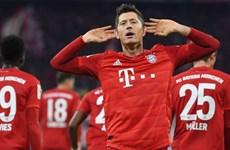 Bayern Munich thắng hủy diệt 4-0 trước Borussia Dortmund