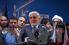 Bầu cử Afghanistan: Ứng cử viên Abdullah kêu gọi dừng kiểm phiếu lại