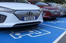 Xuất khẩu ôtô điện của Hàn Quốc ghi nhận đà tăng trưởng mạnh mẽ