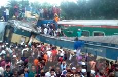 Bangladesh: Số người thiệt mạng trong vụ tai nạn tàu hỏa tiếp tục tăng