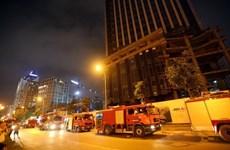 Lỗ hổng 'chết người' trong phòng cháy chữa cháy tại cao ốc