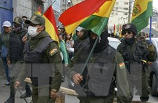 Tổng thống đắc cử Argentina chỉ trích Mỹ ủng hộ chính biến tại Bolivia