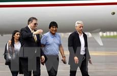 Quốc hội Bolivia hoãn phiên họp xem xét đơn từ chức của ông Morales
