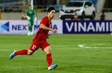 Trực tiếp Việt Nam-UAE 0-0: Công Phượng dự bị